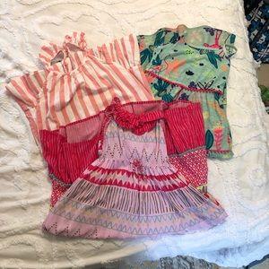 Dresses - 12 Girl Dresses Sz Small/6 👗